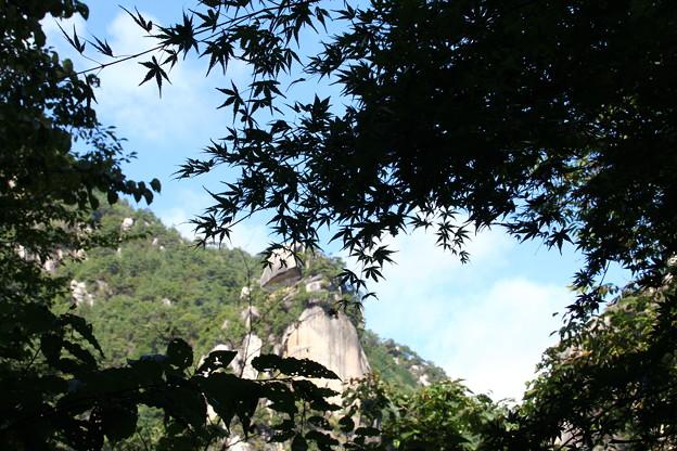昇仙峡 覚円峰2
