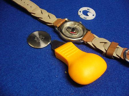 時計分解工具