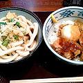 Photos: 豚の角煮丼セット