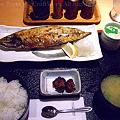 Photos: さばの一夜干し定食