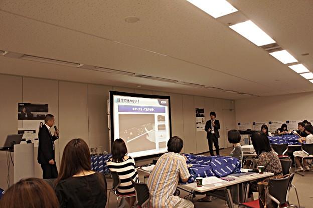 Photos: EPSON Calorio 新商品体感イベント:05