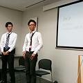 Photos: フルキーボードケータイ N-08B ブロガーミーティング03