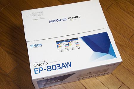 EPSON Colorio EP803-AW:01