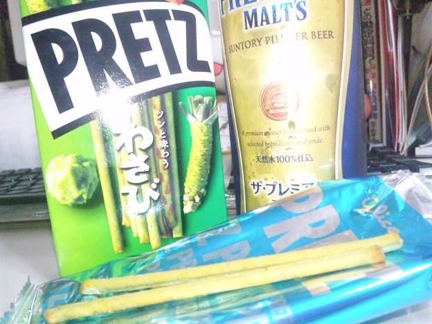 取り敢えず、おつかれ麦酒(・∀・)□