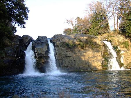 五竜の滝 2011.1.29