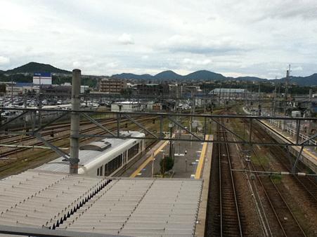 20110918篠山口駅より