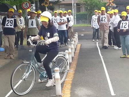 20140628_085207 安城市交通安全きらめき自転車大会