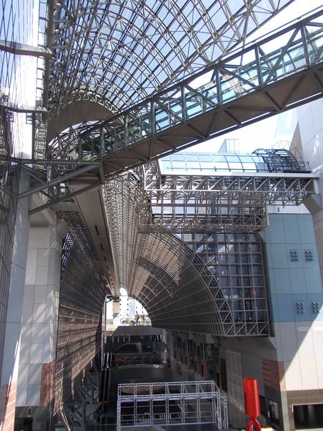 写真: 京都駅ビル
