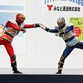 舞神 双嵐龍(ソーランドラゴン) - かみす舞っちゃげ祭り2011