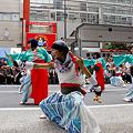 写真: なな丸隊_10 - 第11回 東京よさこい 2010
