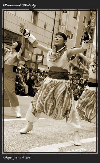 写真: なな丸隊_12 - 第11回 東京よさこい 2010