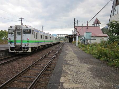 ニセコ駅1