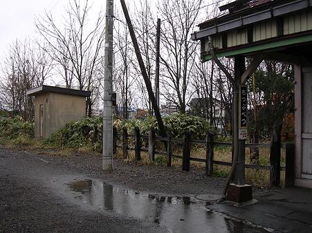秩父別駅ホーム2