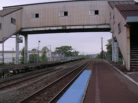 大中山駅ホーム1