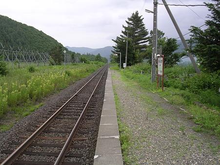 上白滝駅2