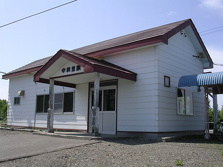 中斜里駅3
