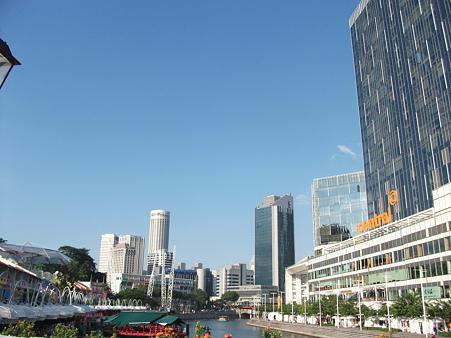 シンガポールの景色
