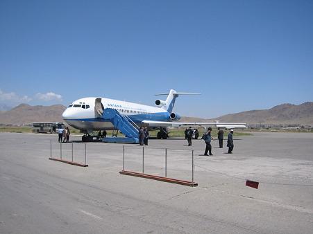 カブール空港