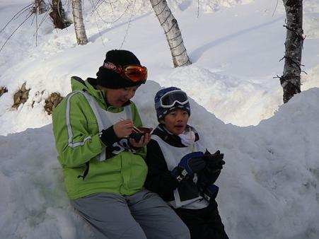 110217 スキー実習 (3)