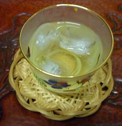 緑茶のアールグレイ