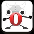 写真: 「O(オー)チャン」の画像をiPhoneアイコン化