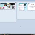 写真: Firefox4のタブ管理機能「Panorama」