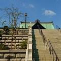 Photos: お寺の境内