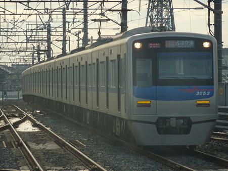 3050形@東松戸駅[2/17]