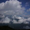 Photos: 湧き上がる雲