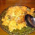 写真: ナイジェリア料理なう。アフ...