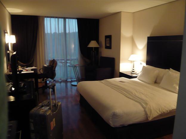 シェラトンホテル ティラナ