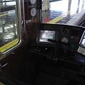 阪急9300系 運転席