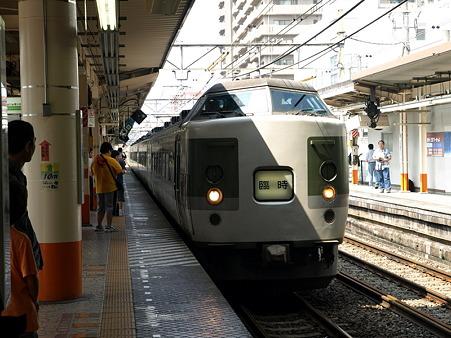 ベイドリーム横濱号(八王子駅)3