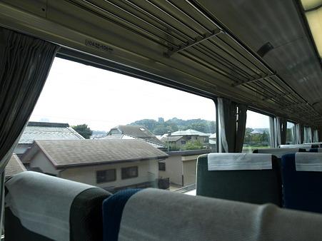 ベイドリーム横濱号車窓6