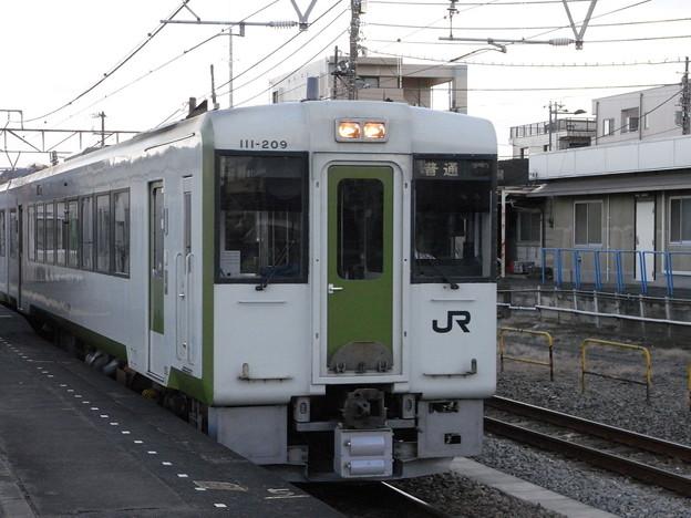 川 駅 高麗