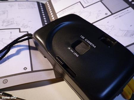 プラモデルカメラ2