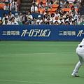 Photos: 井口と西岡