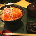 Photos: サケの親子丼