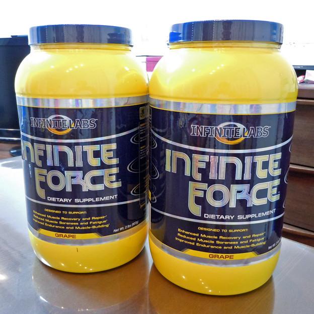 サプリメント(燃焼系)@infinite force
