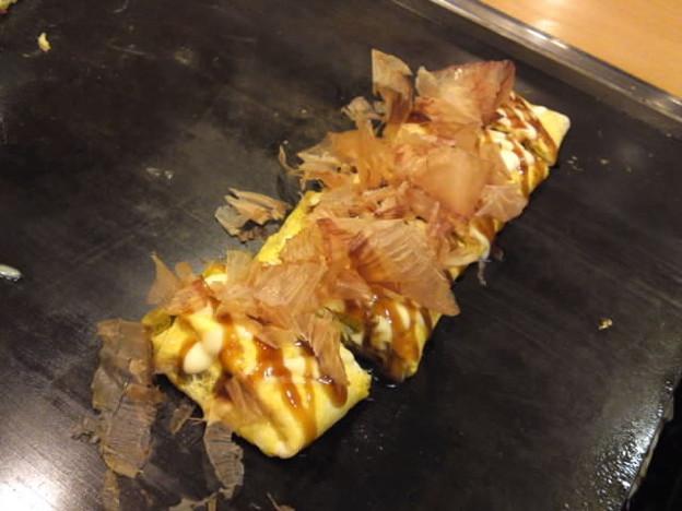 Photos: とんぺい焼き美味しい♪鶴橋...