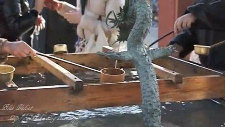 2011初詣 池上本門寺 -4