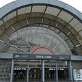 写真: 国際展示場駅