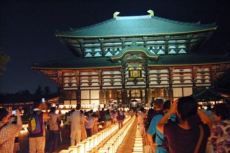2010年08月15日東大寺万燈供養会_DSC_0391