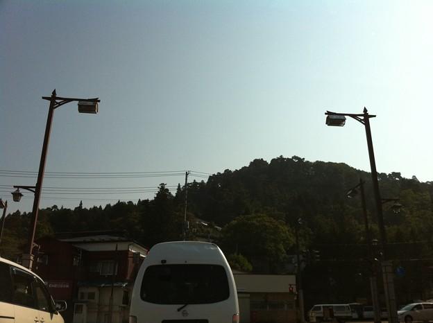 飯盛山の白虎隊