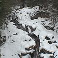 写真: 雪のえびの高原11