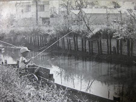 昭和の釣り風景