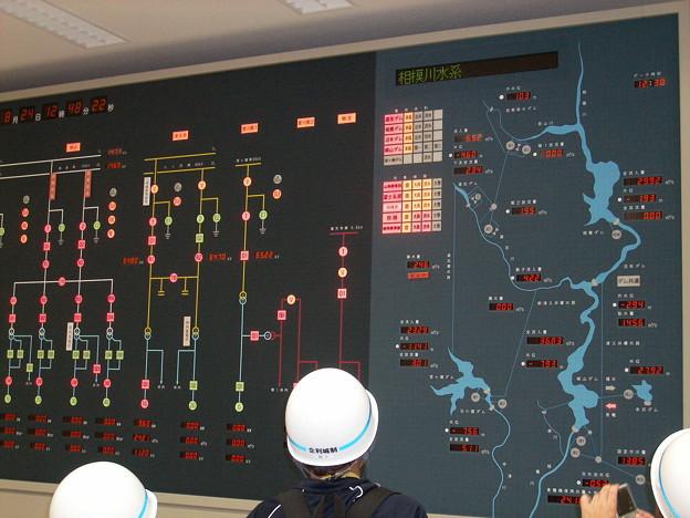 神奈川県企業庁発電総合制御所