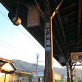 松代駅 点景2