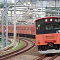 写真: 八トタ―201系 T8編成