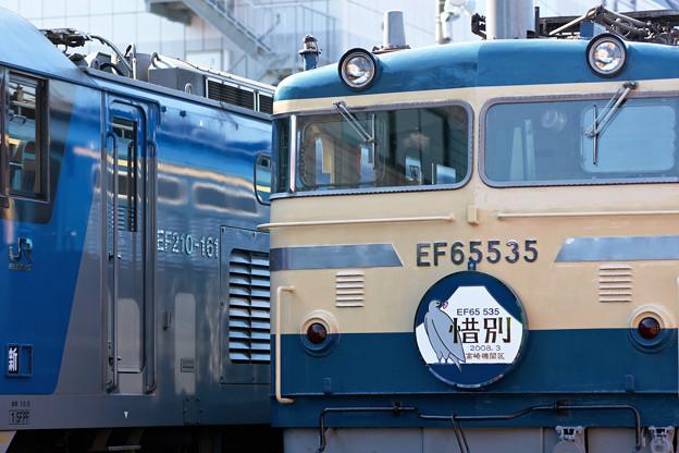 EF65535 惜別